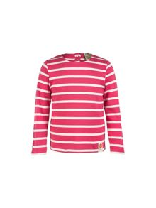 Frugi Organic Baby Girls Dolly Top