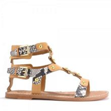 PASSION leather sandals