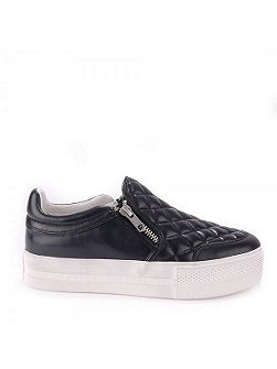 Ash Jodie quilted leather trainers