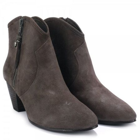 Ash Jess suede ankle boots