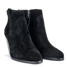 Ivana softy suede ankle boots