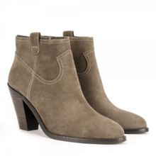 Ash Ivana suede ankle boots