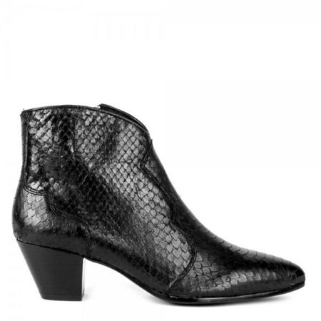 Ash Hurrican textured leather boots