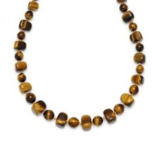 Lola Rose Mobi Necklace in Yellow Tigers Eye