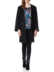 Almost Famous Jewelled Coat