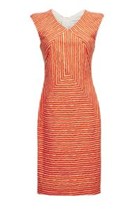 Almost Famous Stripy Dress