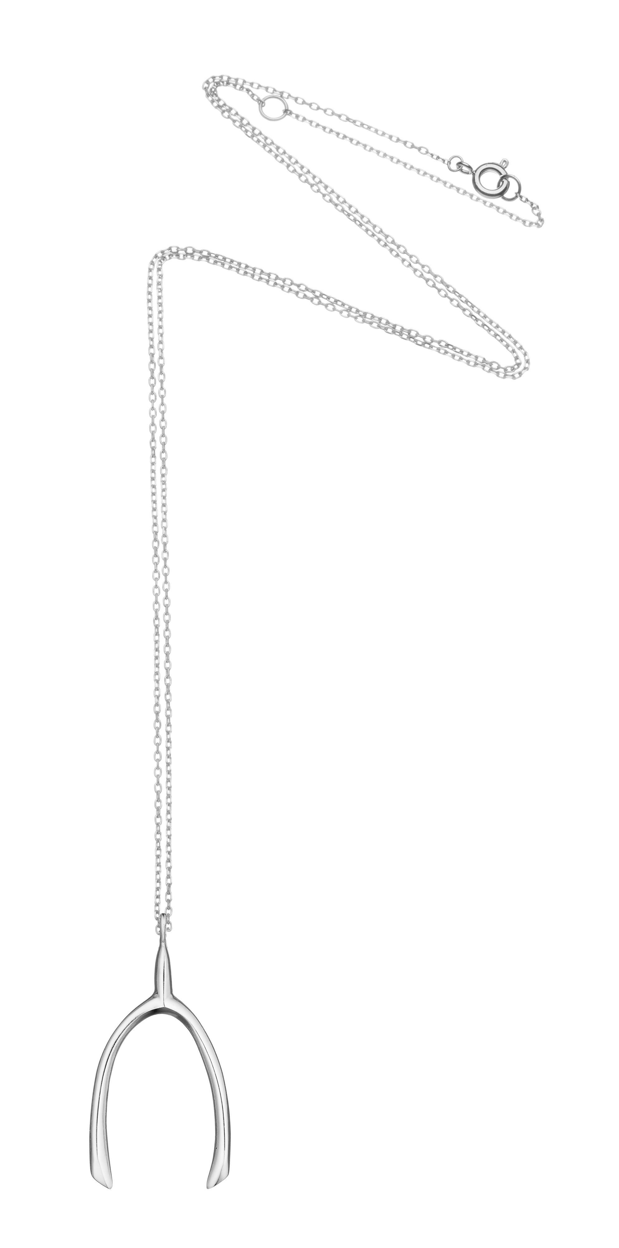 estella bartlett seb1060 wishbone necklace