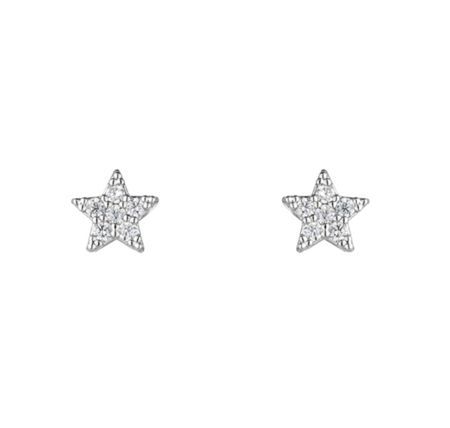 Estella Bartlett EB1386C Star Earrings