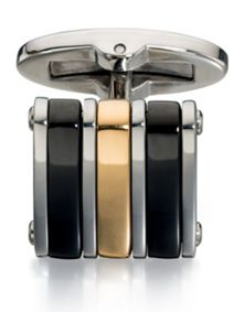 Fred Bennett Stripped Cufflinks