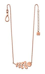Orla Kiely N4014 ladies necklace