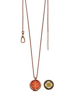 N4019 ladies reversible pendant