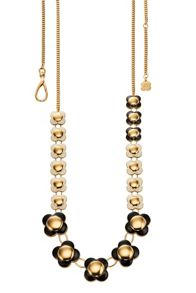 Orla Kiely N4020 ladies necklace