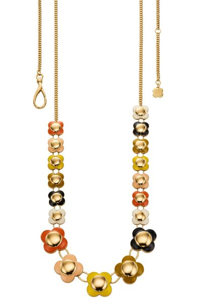 Orla Kiely N4021 ladies necklace