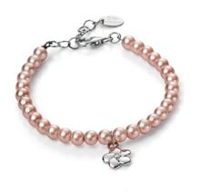 D for Diamond B4787 childrens bracelet