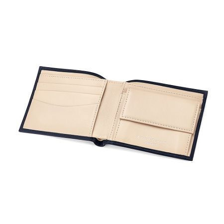Aspinal of London Billfold Coin Wallet
