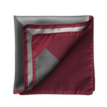 Aspinal of London Block colour pocket square