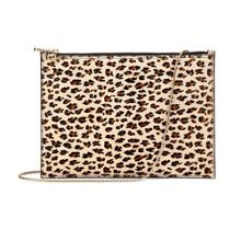 Aspinal of London Soho flat clutch bag