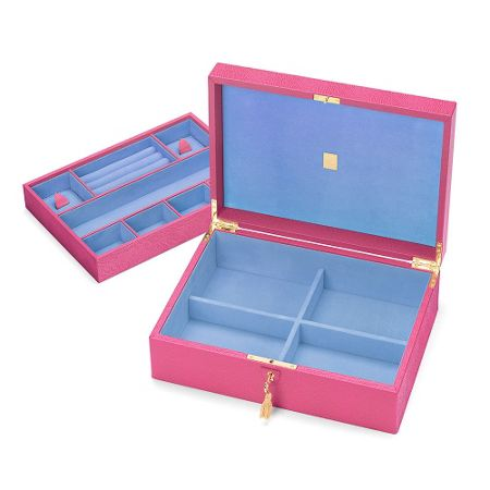 Aspinal of London Grand luxe jewellery case