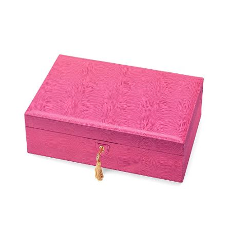 Aspinal of London Savoy jewellery box