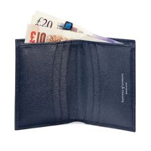 Aspinal of London Double credit card case pocket