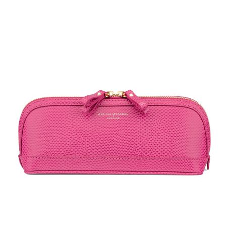 Aspinal of London Hepburn medium cosmetic case