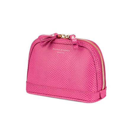 Aspinal of London Hepburn small make up bag