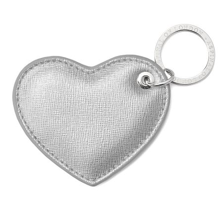 Aspinal of London Heart keyring