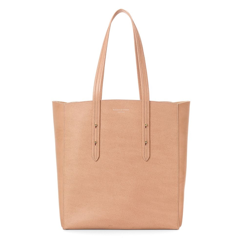Aspinal of London Essential tote bag Beige