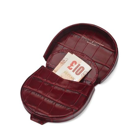 Aspinal of London Horseshoe Coin Wallet