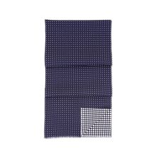 Aspinal of London Mens Reversible Scarf