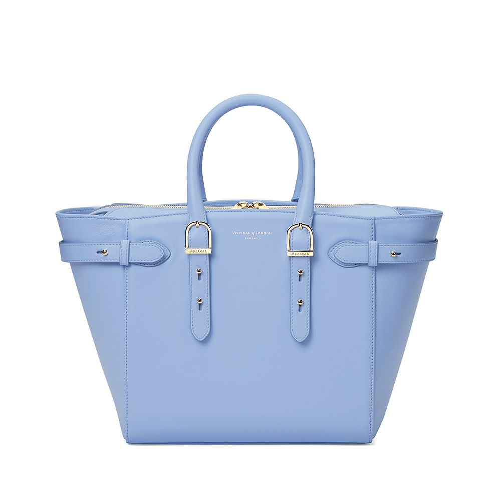 Aspinal of London Aspinal of London Marylebone medium tote, Blue