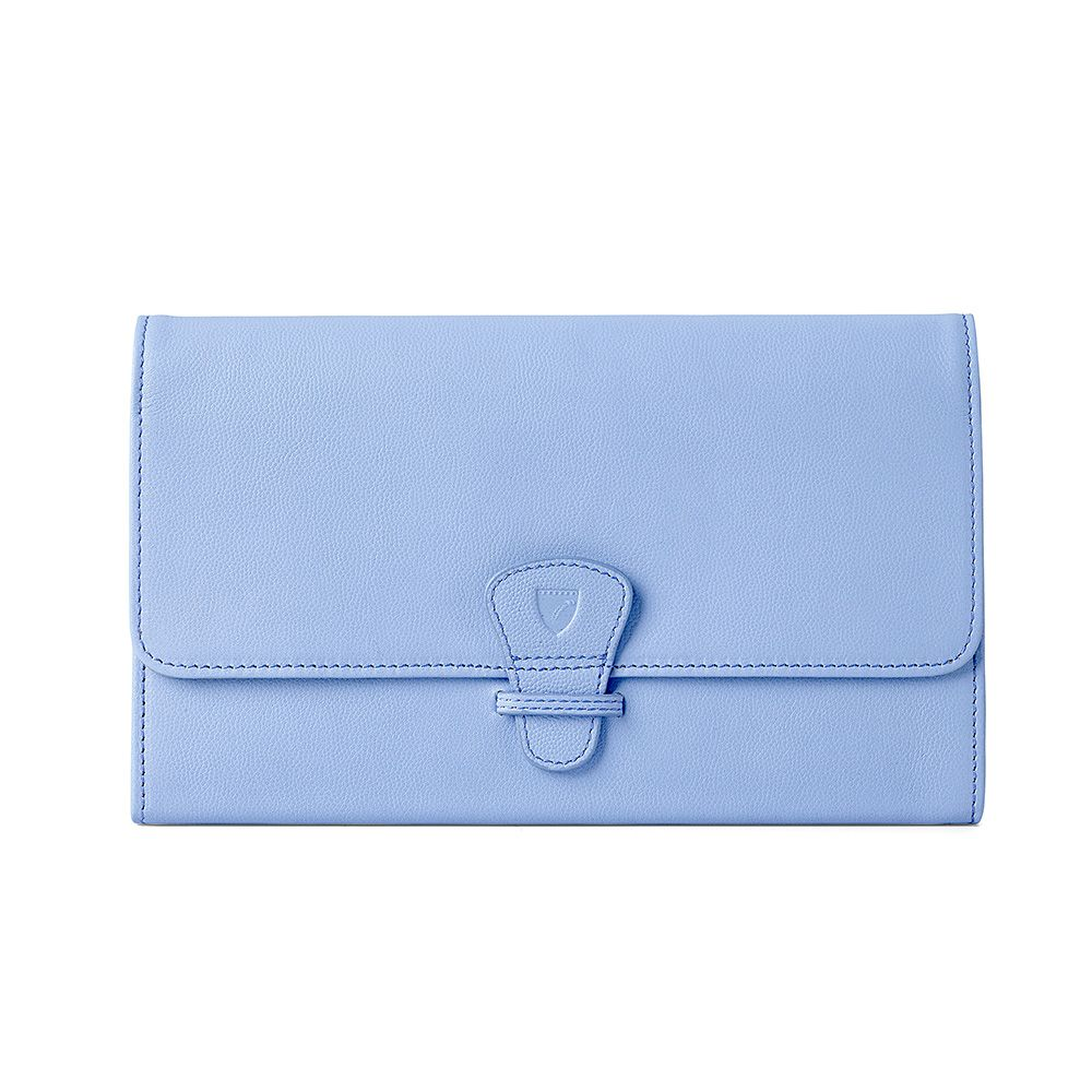Aspinal of London Aspinal of London Travel wallet - classic, Blue