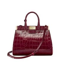 Aspinal of London Small dockery snap bag