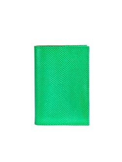Lizard refillable journal grass green A7
