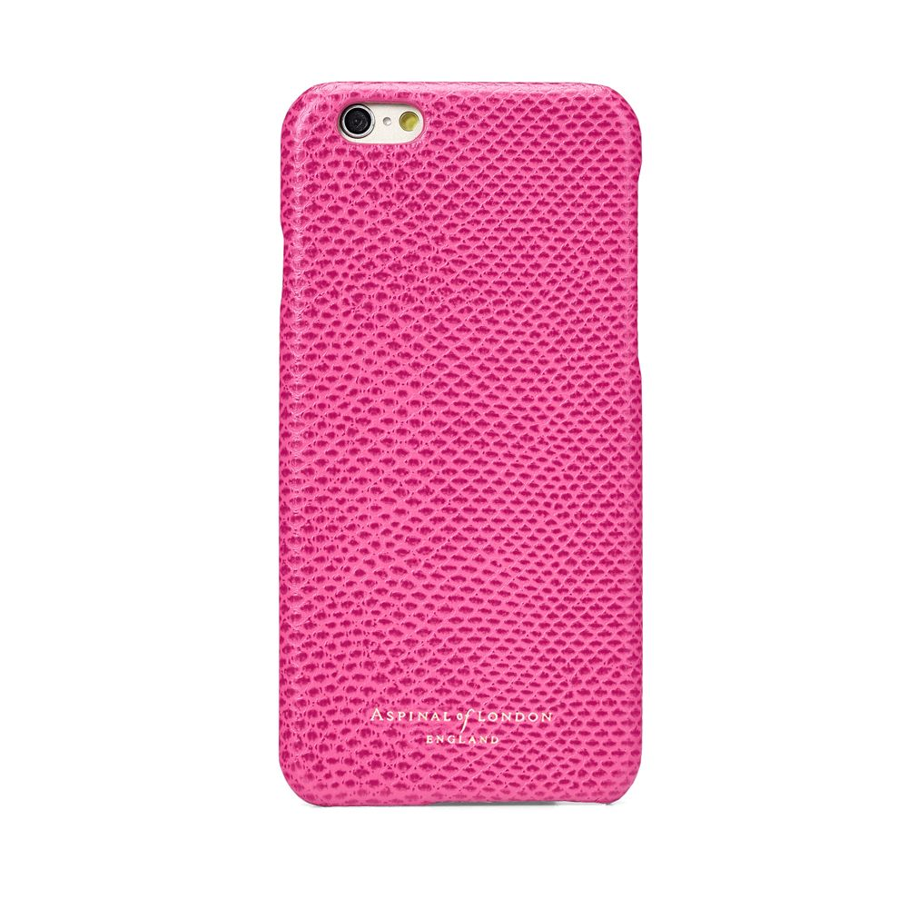 Aspinal of London Aspinal of London Iphone 6 cover case, Raspberry