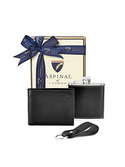 Mens Wallet Gift Set