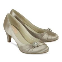 Harmony round toe court shoes