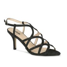 Caged `Rich` sandal shoes