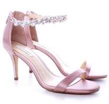 Benjamin Adams Marla crystal strap sandals