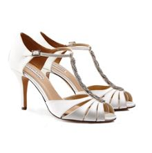 Benjamin Adams Matilda closed back t-bar sandals