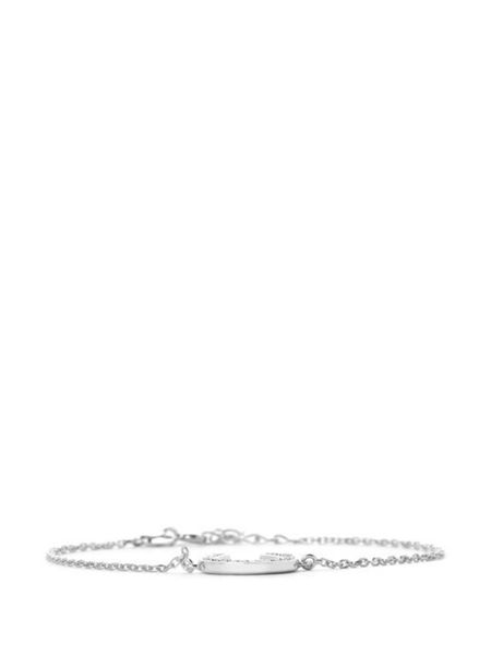 Gemporia Diamond sterling silver bracelet