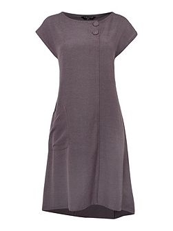 Hi Lo Soft Finish Dress