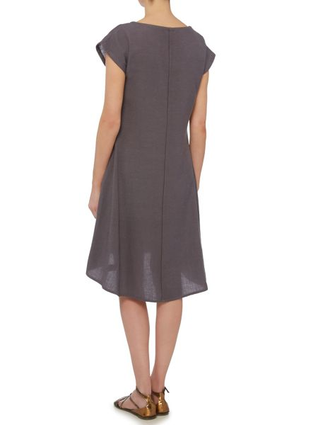 VIZ-A-VIZ Hi Lo Soft Finish Dress