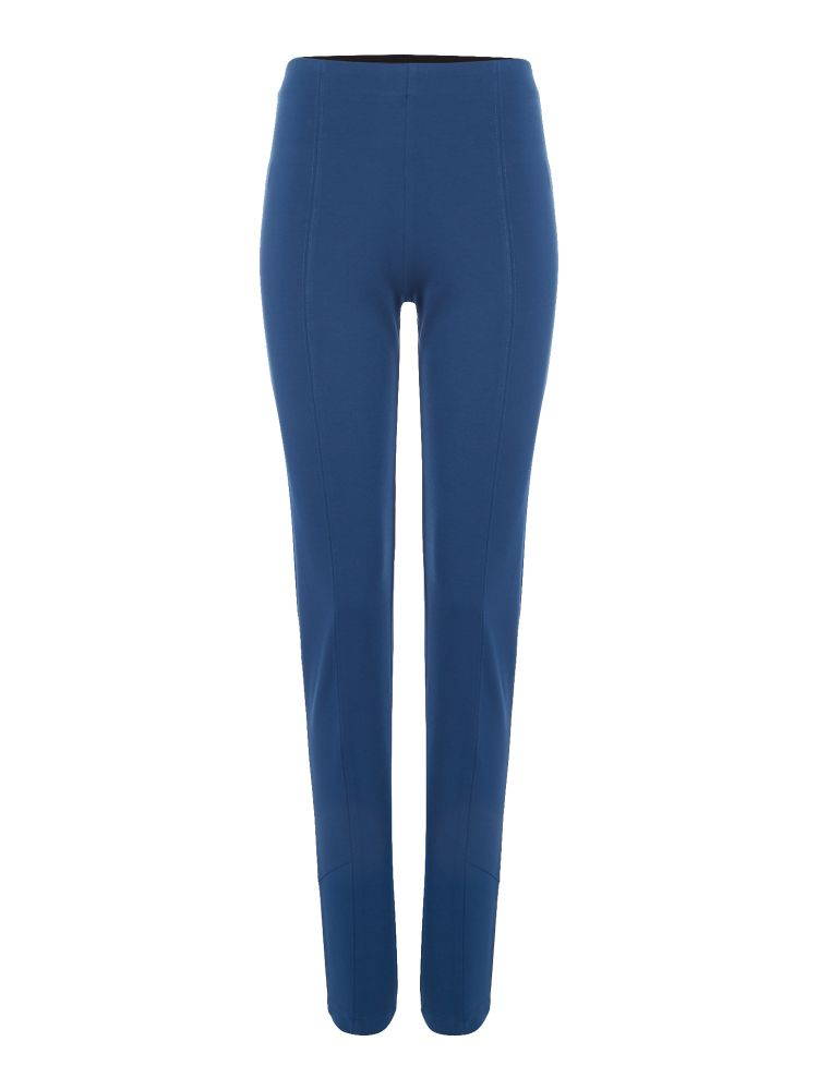 VIZ-A-VIZ Pull On Treggings, Blue