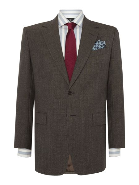 Chester Barrie Burlington Sharkskin Suit
