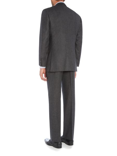 Chester Barrie Burlington Lux Flannel Suit