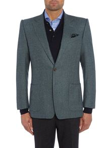 Chester Barrie Elverton Milled Birdseye Jacket