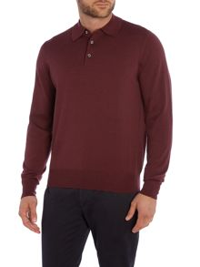 Chester Barrie Merino Polo Shirt