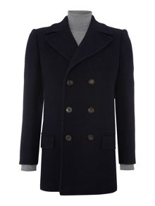 Button Pea Coat
