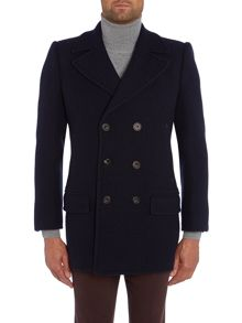 Chester Barrie Button Pea Coat